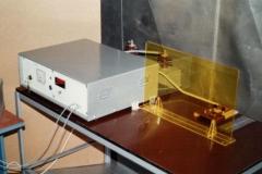 1994 | RG 550 - SURGE generátor 20kV/10kA
