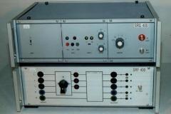 1995 | SRG 400, SRF 400 - EFT generátor 4kV/5kHz s vazební sítí 3x400/230Vac